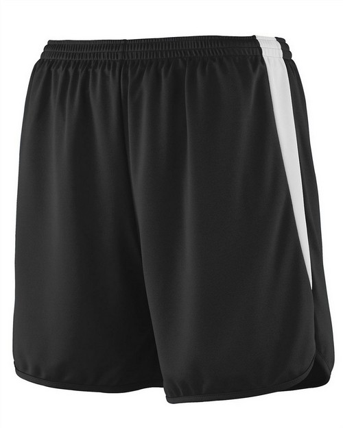 Augusta Sportswear 346 Youth Wicking Polyester Short