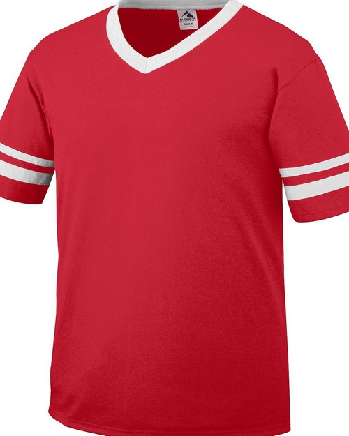 Augusta Sportswear 361 Youth Sleeve Stripe Jersey