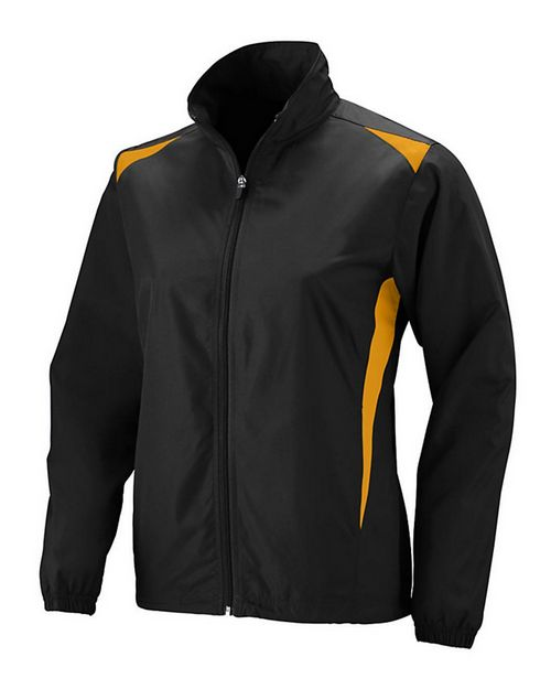 Augusta Sportswear 3710 Womens Premier Diamond Tech Jacket