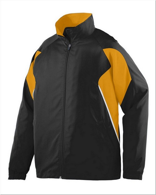 Augusta Sportswear 3730 Adult Water Resistant Polyester Diamond Tech Jacket