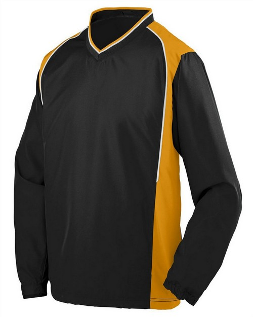 Augusta Sportswear 3745 Adult Water Resistant V-Neck Pullover