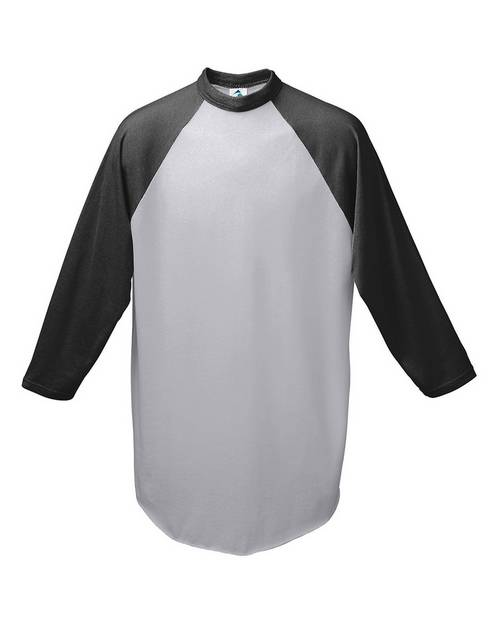Augusta Sportswear 4421 Youth 3/4 Sleeve Baseball Jersey
