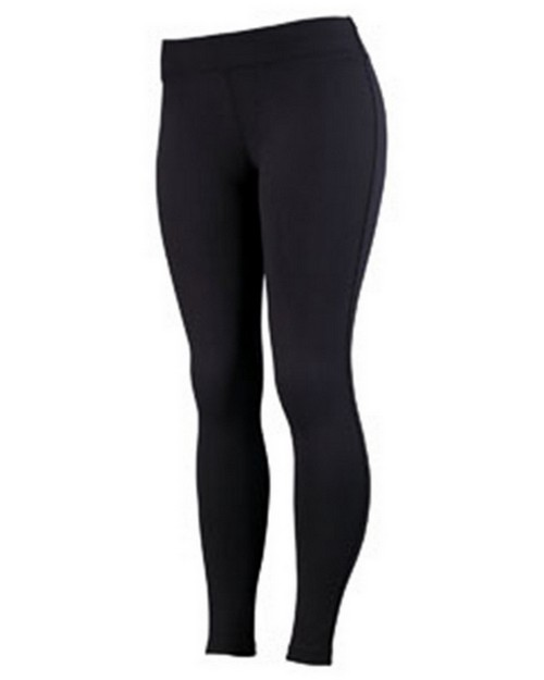 Augusta Sportswear 4821 Girls Brushed Back Leggings
