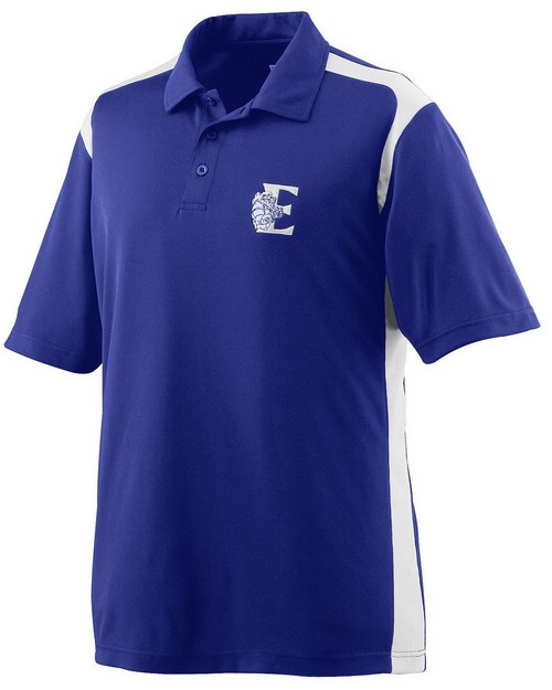 Augusta Sportswear 5055 Wicking Textured Gameday Sport Shirt