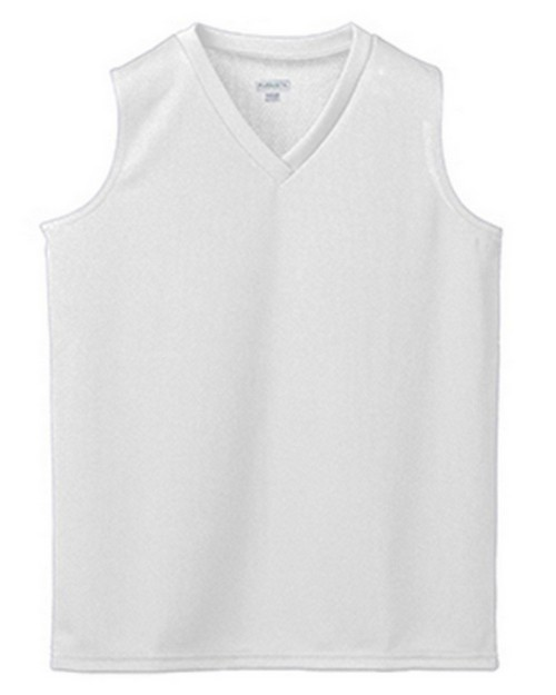 Augusta Sportswear 525A Ladies Wicking Mesh Sleeveless Jersey
