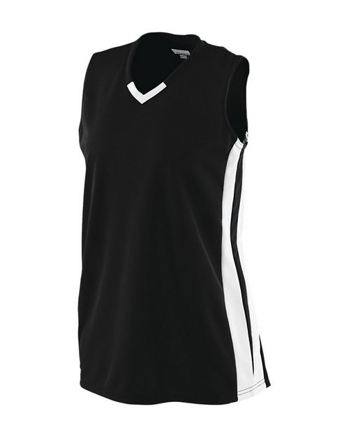 Augusta Sportswear 527 Ladies Wicking Mesh Powerhouse Jersey