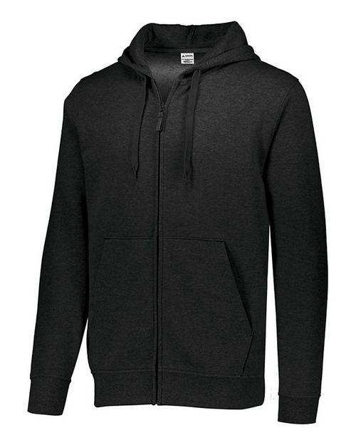 Augusta Sportswear 5418 Men 60/40 Fleece Full Zip Hoodie