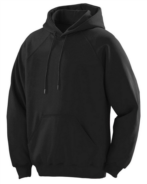 Augusta Sportswear 5471 Youth Cotton/Poly Athletic Fleece Hoody