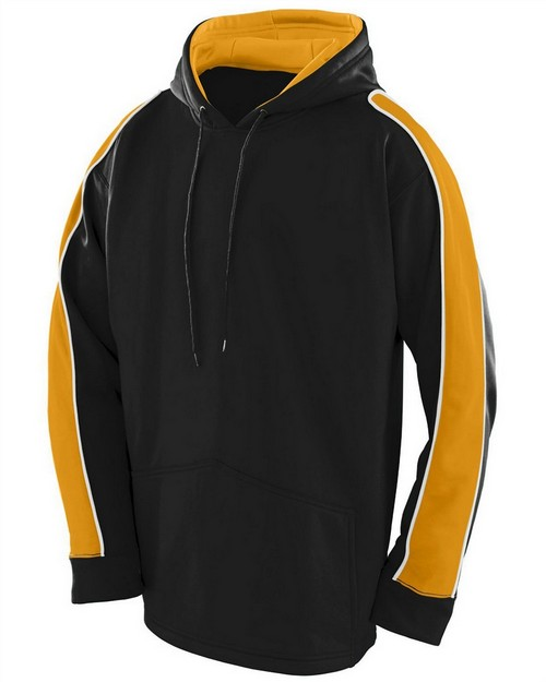 Augusta Sportswear 5523 Adult Wicking Polyester Fleece Hoody