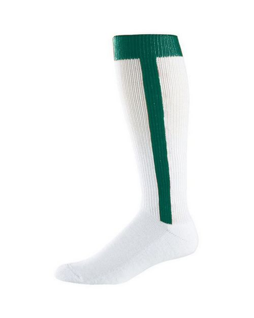 Augusta Sportswear 6011 Youth Baseball Stirrup Socks (7-9)