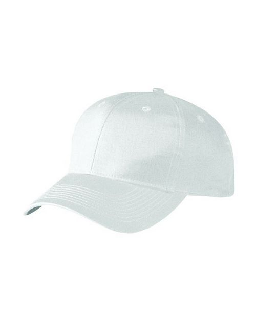Augusta Sportswear 6204 6-Panel Cotton Twill Low Profile Cap