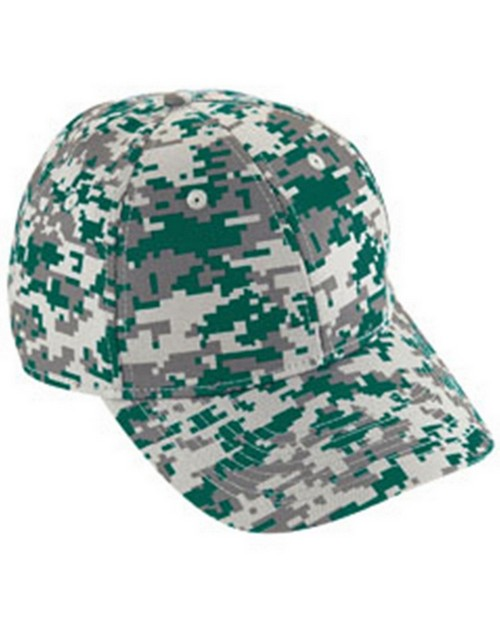 Augusta Sportswear 6209 Youth Digi Camo Cotton Twill Cap