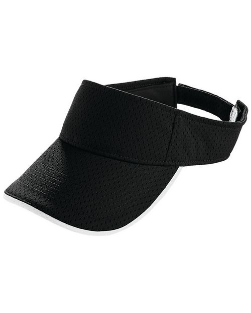 Augusta Sportswear 6224 Youth Athletic Mesh Two-Color Visor