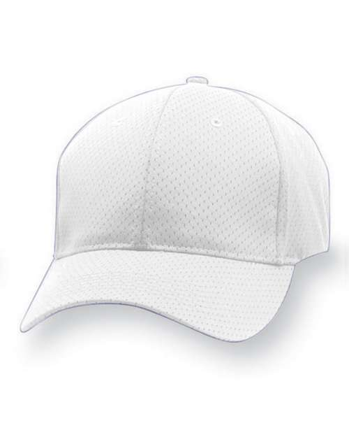 Augusta Sportswear 6233 Youth Sport Flex Athletic Mesh Cap