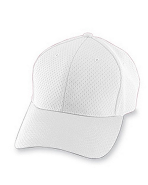 Augusta Sportswear 6235A Adult Athletic Mesh Cap