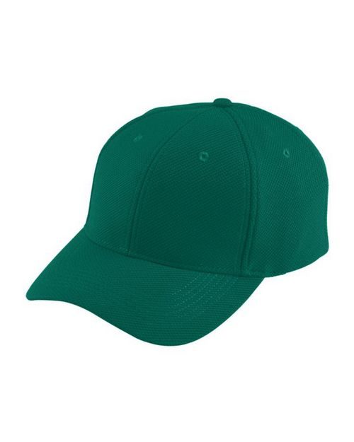 Logo Embroidered Augusta Sportswear 6265 Adult Adjustable Wicking Mesh Cap