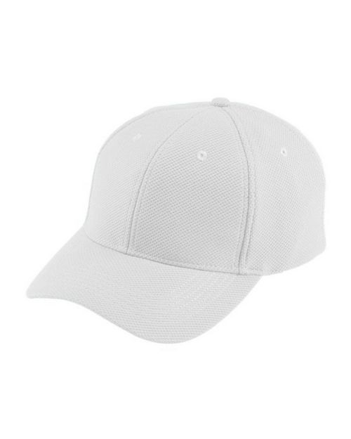 Augusta Sportswear 6265 Adult Adjustable Wicking Mesh Cap