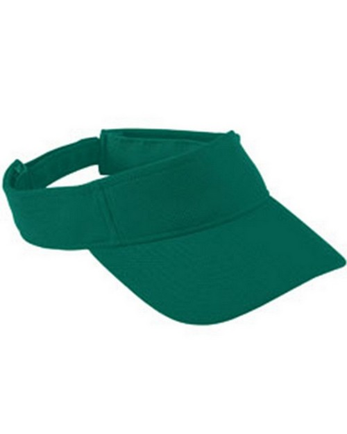 Augusta Sportswear 6267 Adult Adjustable Wicking Mesh Visor