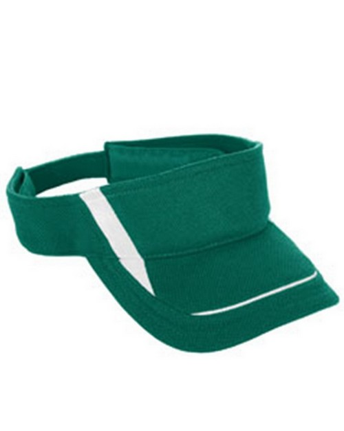 Augusta Sportswear 6276 Youth Adjustable Wckng Mesh Edge Visor