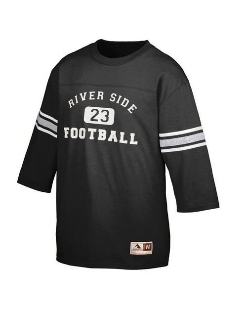 Augusta Sportswear 676 Old School Football Jersey