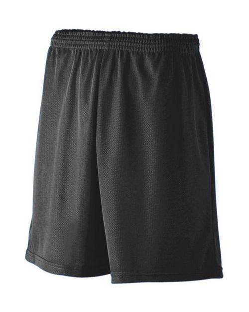Augusta Sportswear 733 Mini Mesh League Short