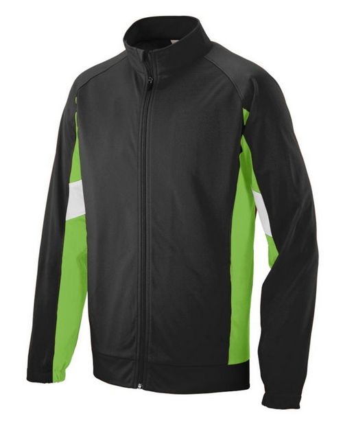 Augusta Sportswear 7722 Adult Tour De Force Jacket