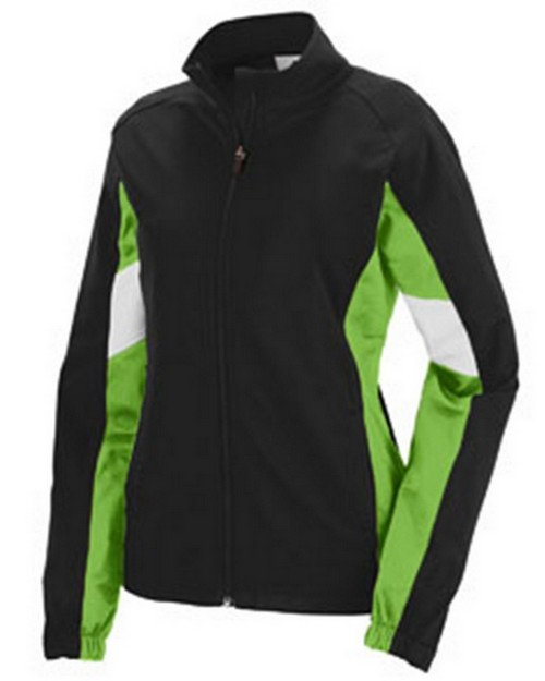 Augusta Sportswear 7724 Ladies Tour De Force Jacket