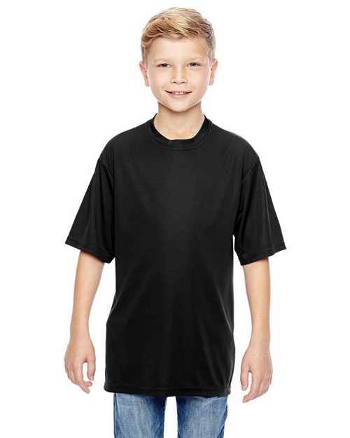 Augusta Sportswear 791 Youth Wicking T-Shirt