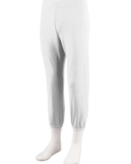Augusta Sportswear 804 Youth Pull-Up Softball Baseball Pant