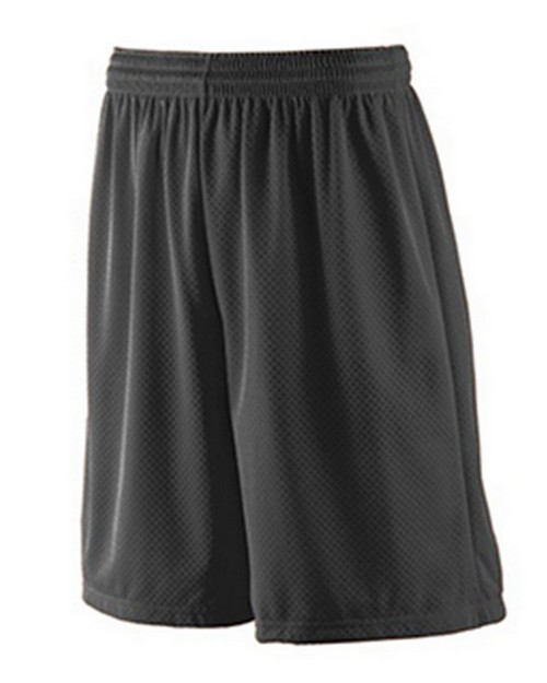 Augusta Sportswear 848A Adult Long Tricot Mesh Short