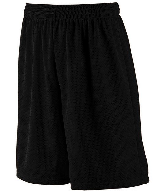 Augusta Sportswear 849 Youth Long Tricot Mesh Short