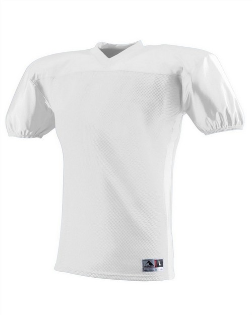 Augusta Sportswear 9510 Adult Polyester Diamond Mesh V-Neck Jersey with Dazzle Inserts