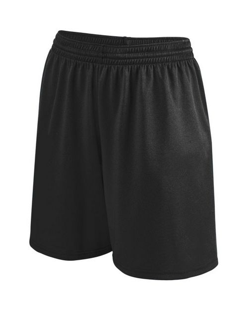 Augusta Sportswear 963 Girls Shockwave Short
