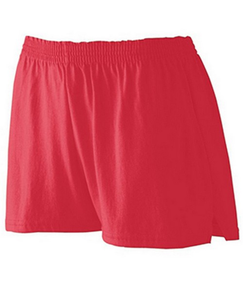 Augusta Sportswear 987A Ladies Junior Fit Jersey Short