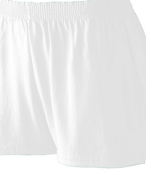 Augusta Sportswear 987 Ladies Trim Fit Jersery Short