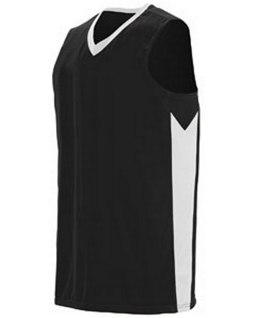 Augusta Sportswear AG1713 Youth Block Out Jersey