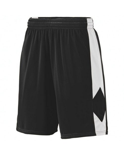 Augusta Sportswear AG1715 Adult Block Out Short