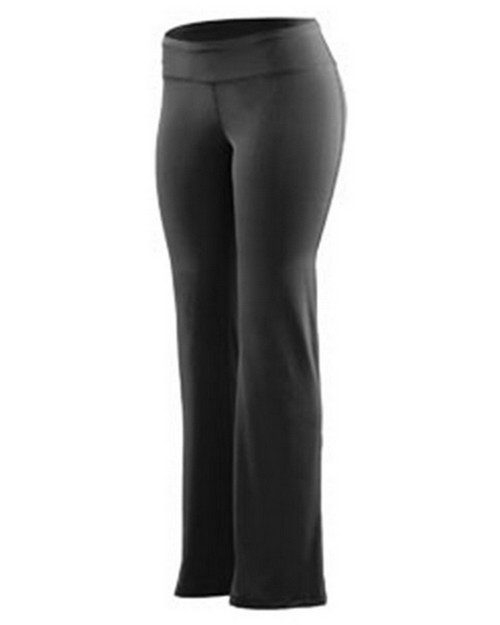 Augusta Sportswear AG2400T Ladies Wide Waist Polyester/Spandex Pant
