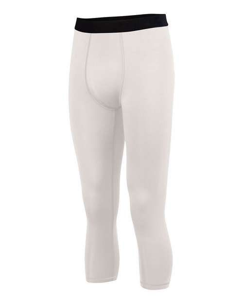 Augusta Sportswear AG2618 Mens Hyperform Compression Calf Length Tight
