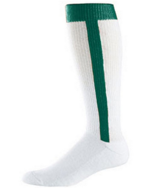Augusta Sportswear AG6010 Intermediate Baseball Stirrup Socks (9-11)