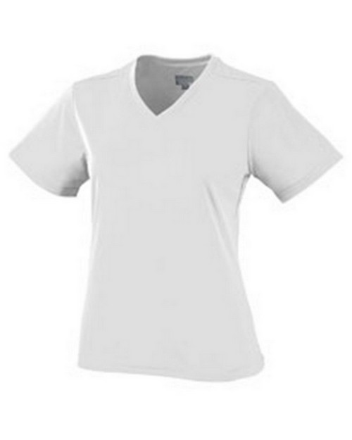 Augusta Sportswear AS1015 Ladies Poly/Wicking Elite Short Sleeve Jersey