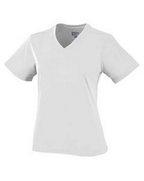 Augusta Sportswear AS1016 Girls Poly/Wicking Elite Short Sleeve Jersey