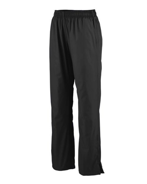 Augusta Sportswear AS3715 Ladies Polyester Diamond Tech Solid Pant