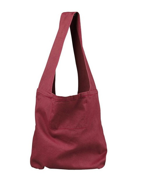 Authentic Pigment 1911 12 oz. Direct-Dyed Sling Bag