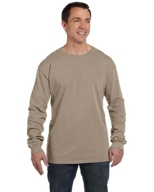 Authentic Pigment 1971 Ringspun Long-Sleeve T-Shirt