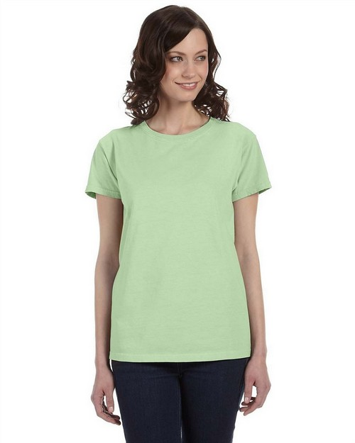 Authentic Pigment 1977 Ladies' Pigment-Dyed & Direct-Dyed Ringspun T-Shirt
