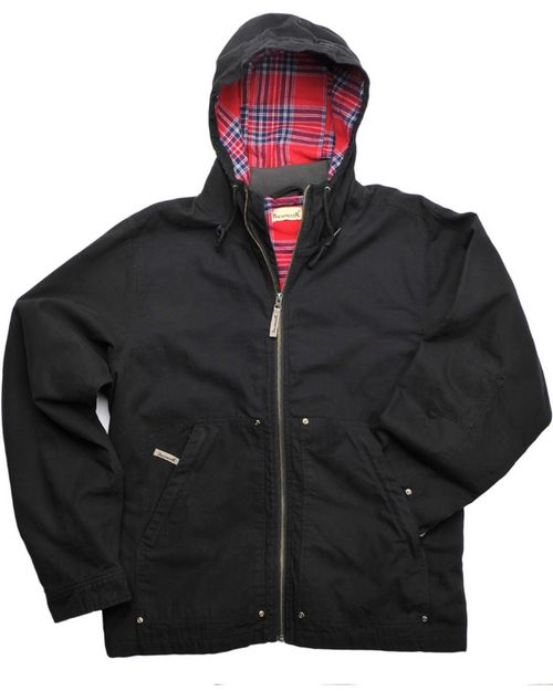 Backpacker BP7020T Mens Tall Hooded Navigator Jacket