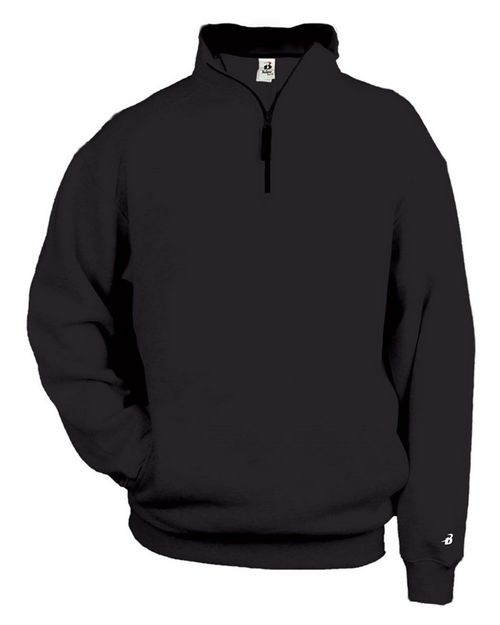 Badger 1286 1/4 Zip Fleece Pullover