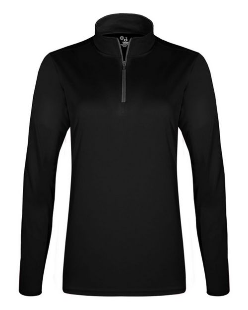 Badger 2103 B-Core Girls' 1/4 Zip