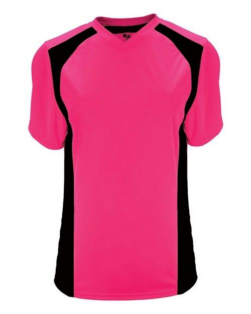 Badger 2171 B Core Girls Triple Play Performance Athletic Jersey.